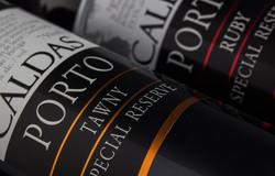 Fotografis de vinhos, pormenores