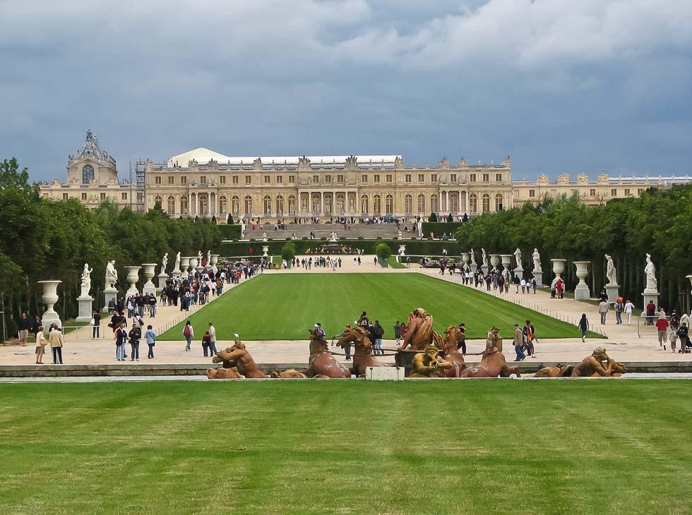 França - Versalhes II