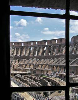 Itália - Roma, Coliseu