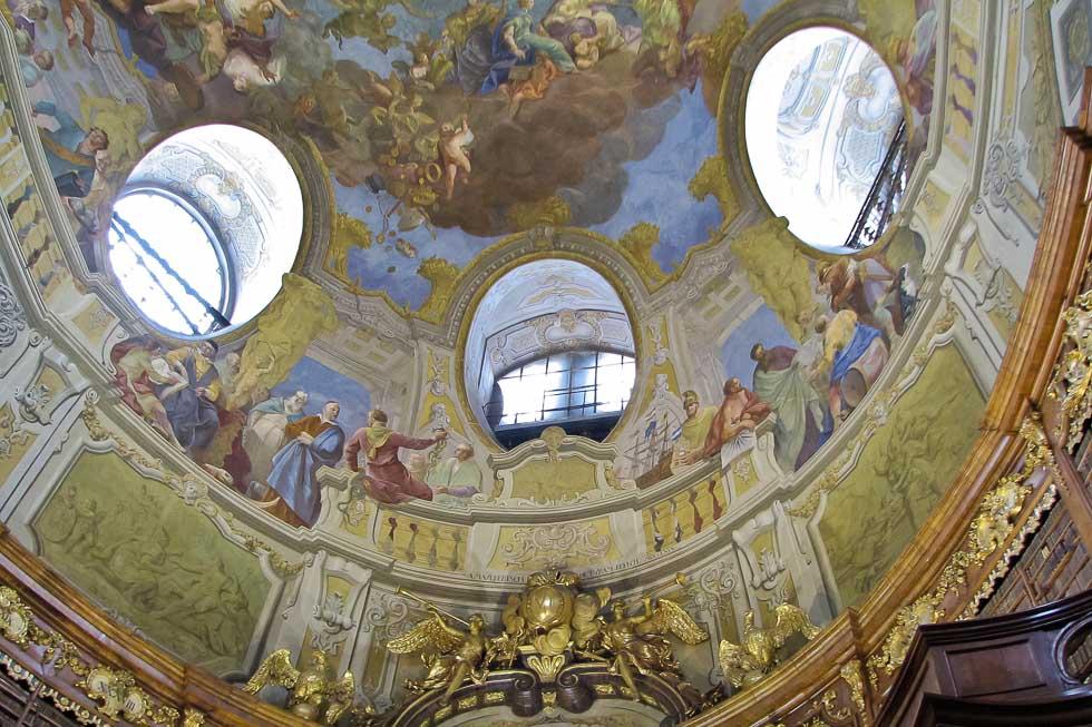 Áustria - Biblioteca Nacional