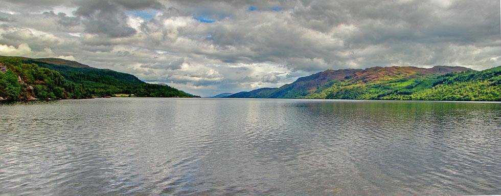 Escócia - Lock Ness