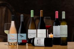 Fotografia de vinhos, portfolio