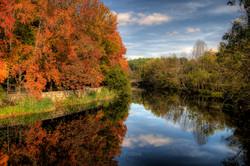 Outono no Parque Corgo