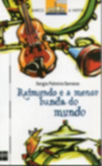 Livro de Sergio Serrano