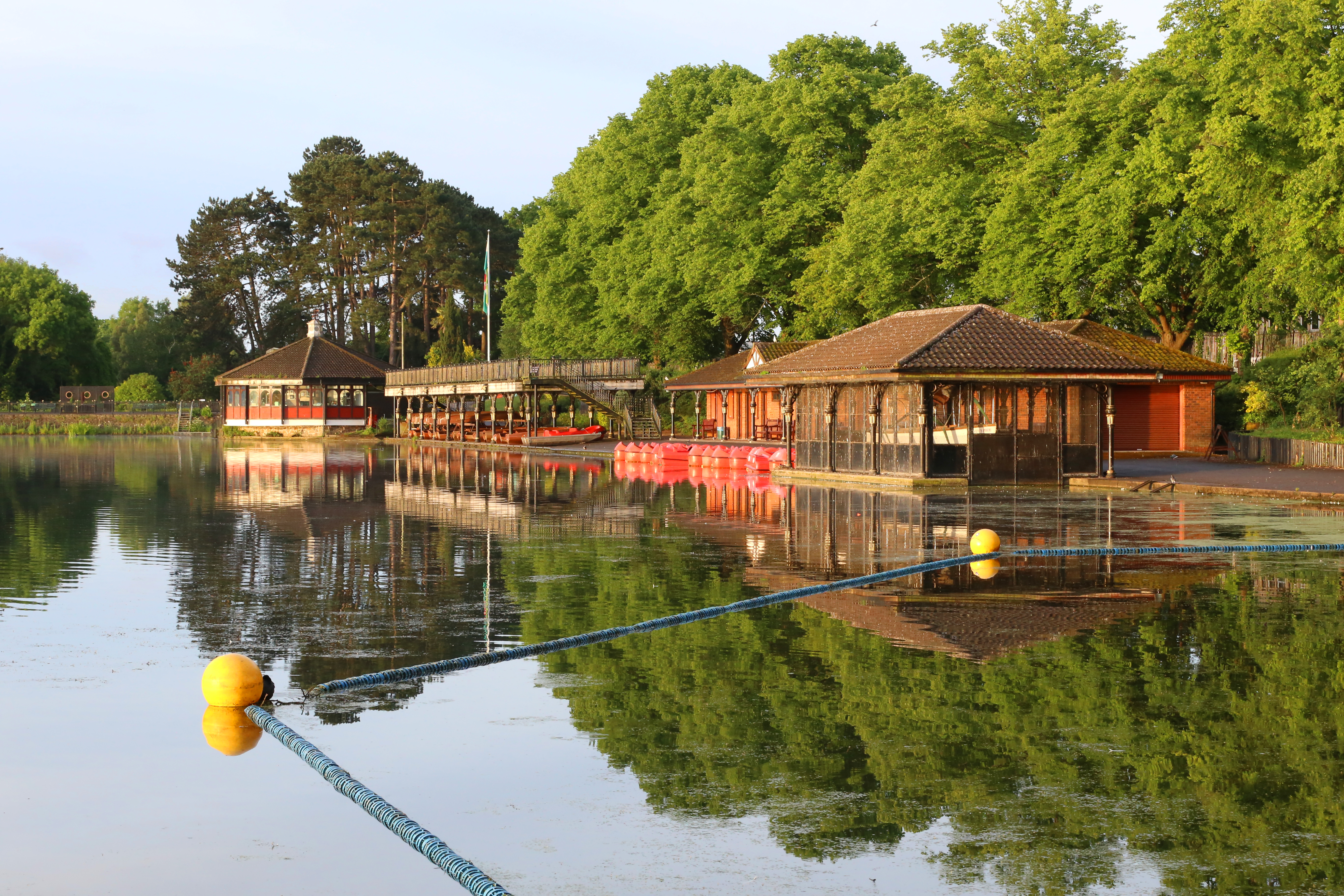 Boat House Roath Park