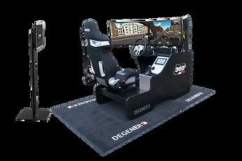 moderner-fahrsimulator-zum-fahren-üben-i