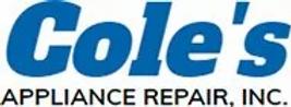 Cole's Appliance Repair.webp