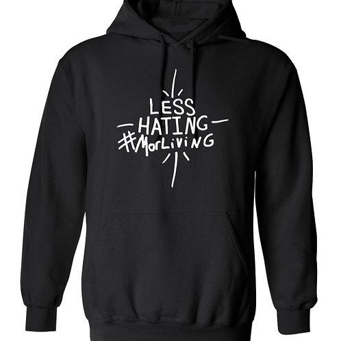 #MorLiving Athletic Hoodie
