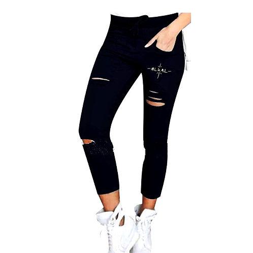 #Morliving Womens Skinny Trousers