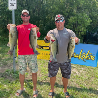 Tournament Winners Dan Mohn & Adam Crigger
