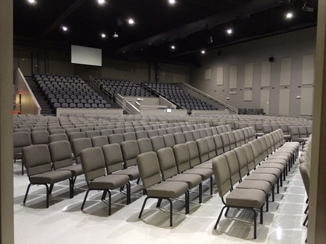 Sanctuary Seating Bertolini