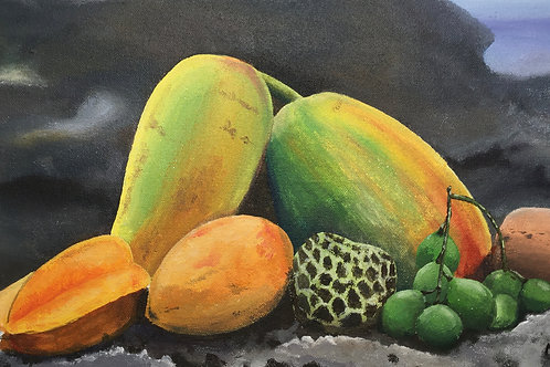 Fruits Of The Caribbean 1