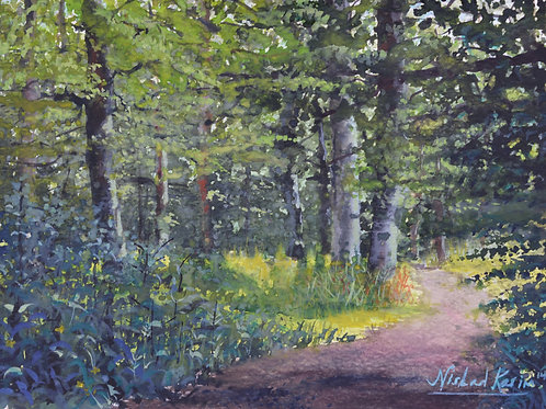 Forest Trail No. 2