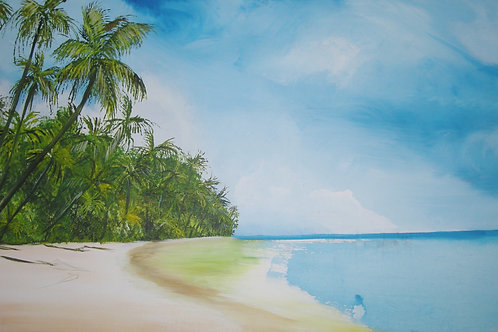 Manzanilla Beach Trinidad