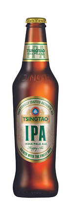 Cerveza Tsingtao Bot 330cc IPA