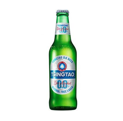 Cerveza Tsingtao Bot 330cc 0,0 Alcohol