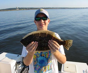 inshore fishing charters gulf shores for flounder
