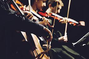 Strings ensemble
