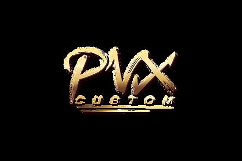 PVX Logo Waterslide