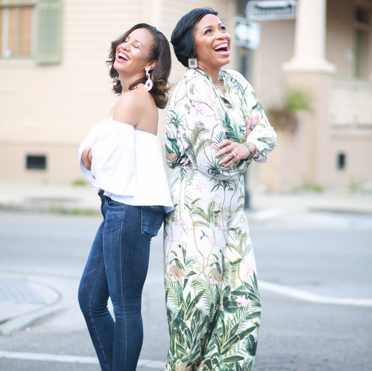 Tracey Wiley & Lynn Wesley- Coleman - Blogger/ Influencers