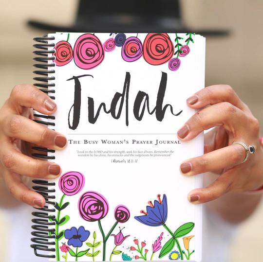 Marlela Leobuff - Judah The Journal