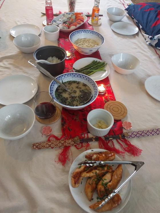 Fun Family Meal Idea At Home