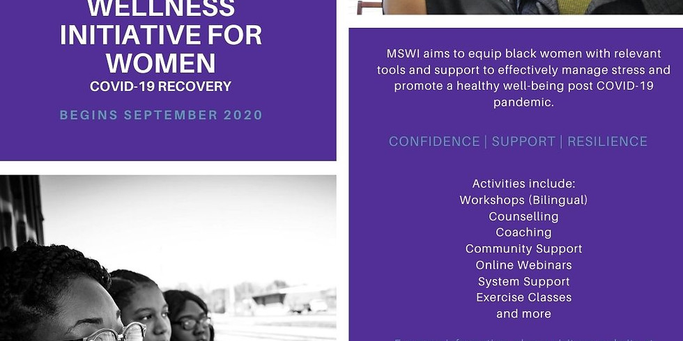 BCW'S Mental & Social Wellness Initiative for Women