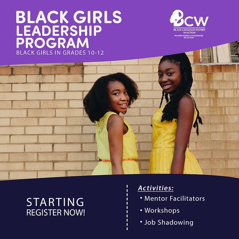 Black Girls' Leadership (BGL)