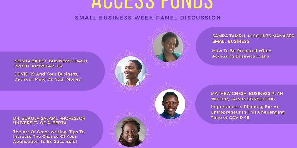 Forum: COVID-19 Recovery Strategy to Access Black Led Organizations' Funds
