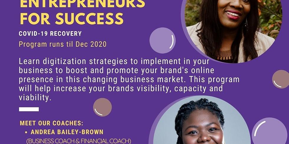 Connecting Black Female Entrepreneurs for Success