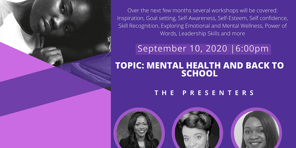 Mental Health and Back to School