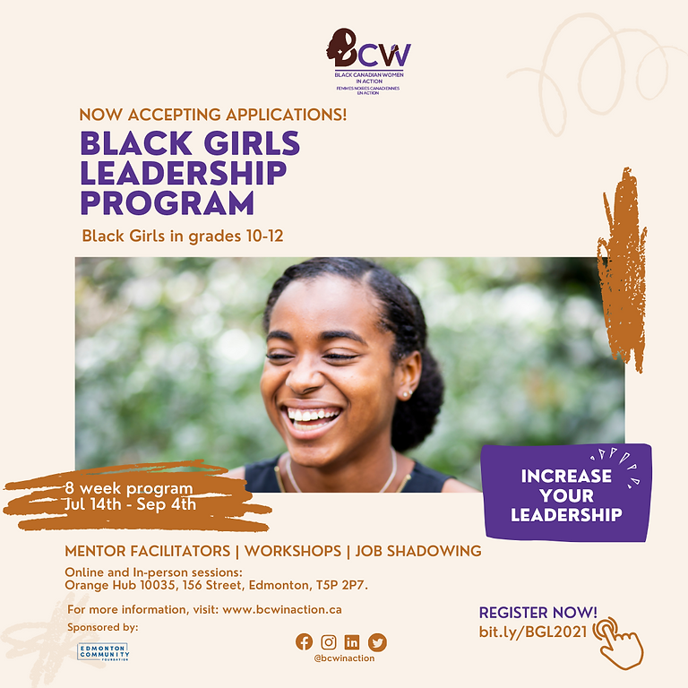 Black Girl Leadership Program