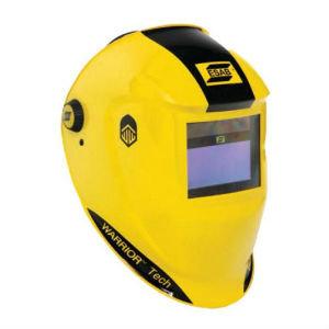 Маска сварщика ESAB Warrior Yellow