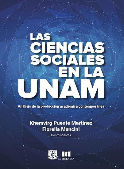 Las ciencias sociales en la UNAM. Análisis de la producción académica...