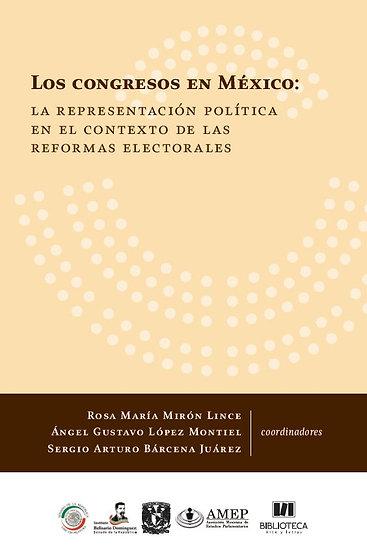 Los Congresos en México: la representación política en el contexto...