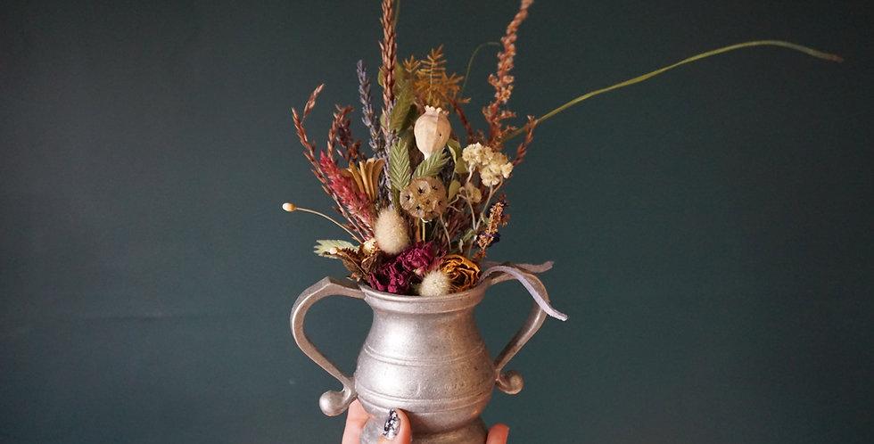 Mini Dried Floral Bouquet