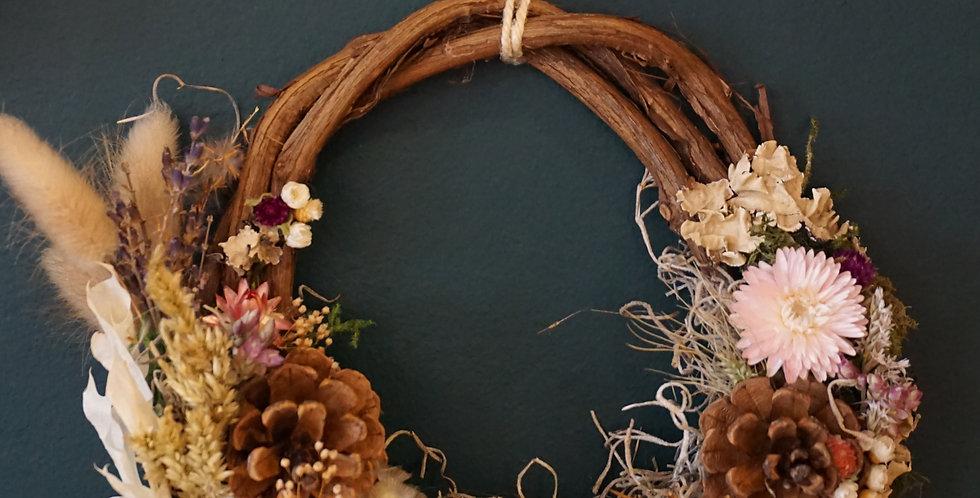 Fae Woodland Wreath