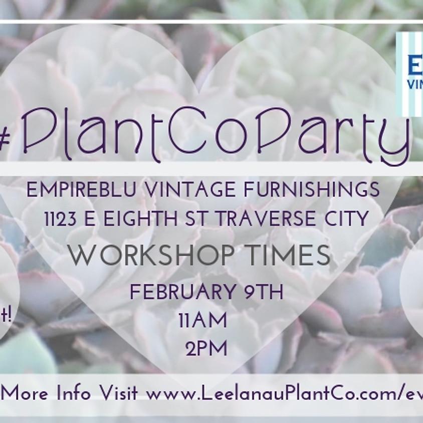 Febuary #PlantCoParty