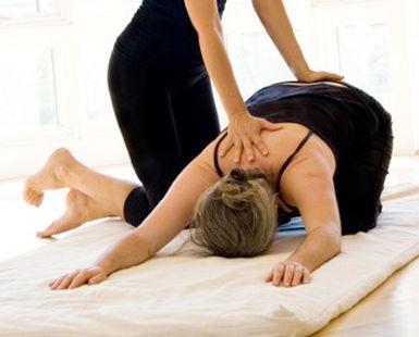 Privat yoga, enskillda yogasessioner