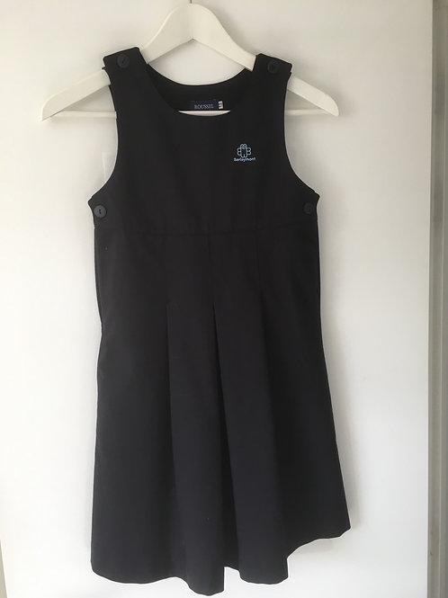 Robe chasuble fille T12A Berlaymont - 10918 - OK unif