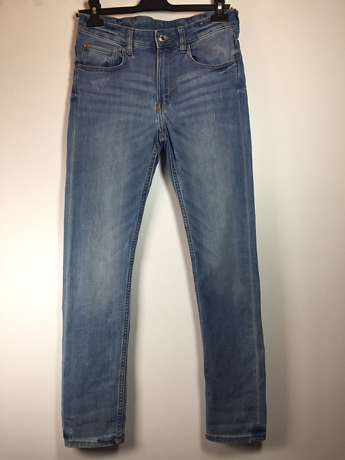Jeans fille T14A - 12418