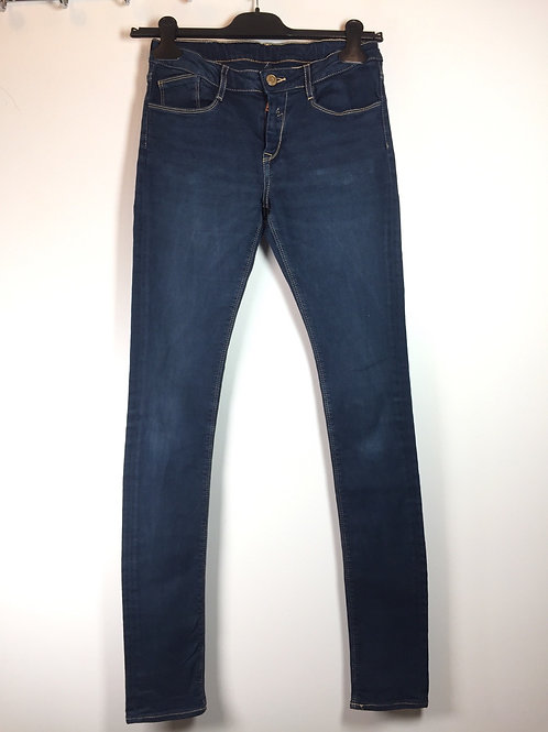 Jeans fille T14A  Le temps des cerises - 11479 - OK uniforme