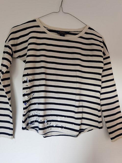 T-shirt fille T10A Ralph Lauren - 12462