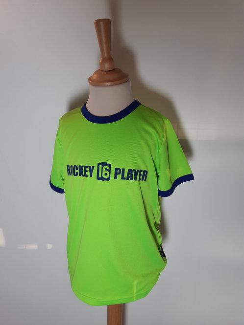 T-shirt T8A Hockey Player - 11035