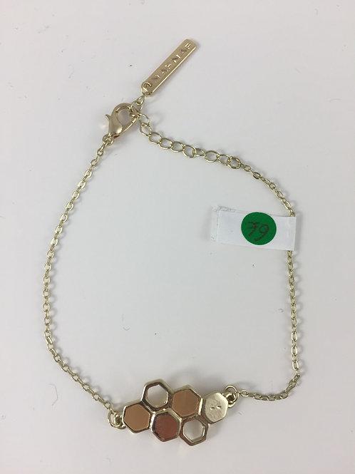 Bracelet doré NafNaf - 11962