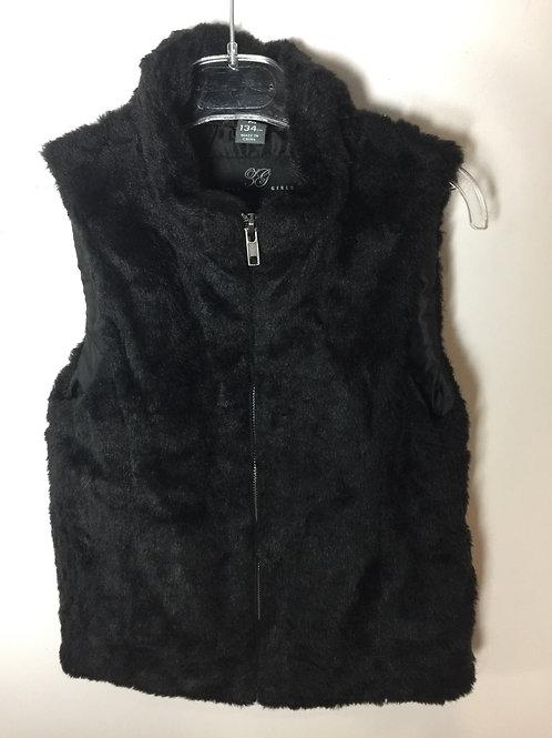 Gilet sans manche noir Zara Kids - 12717