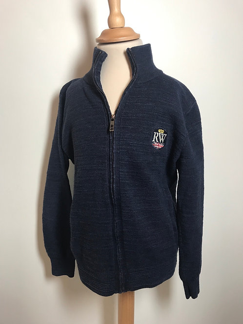 Gilet garçon  T10A  RiverWoods - 11284 - OK uniforme
