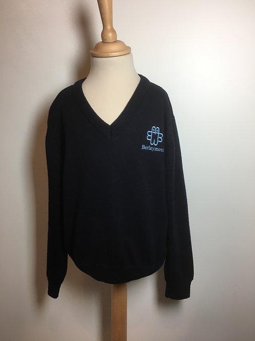Pull garçon T10A  Berlaymont - 10433 - OK uniforme