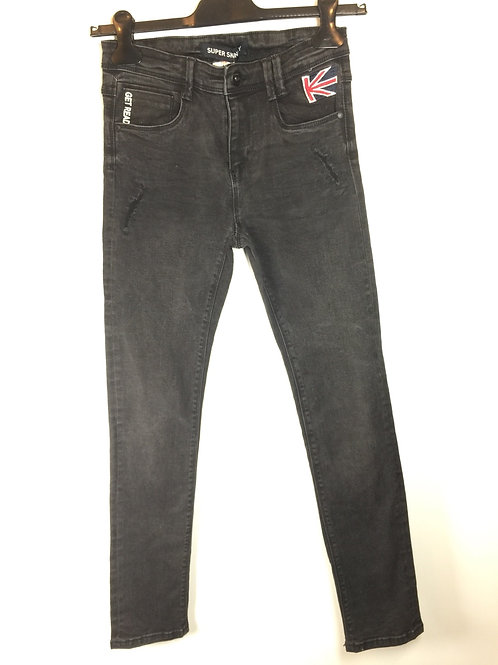Jeans fille T14A TAO - 11605