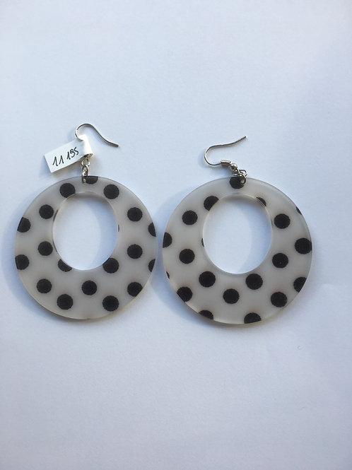 Boucles d'oreilles femme  - 11195